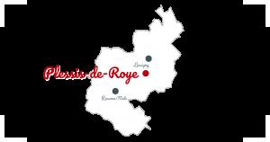 Localisation de Plessis-de-Roye