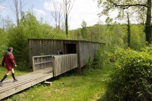 Base Nature et Randonnée - Bâtiment d'accueil de groupe
